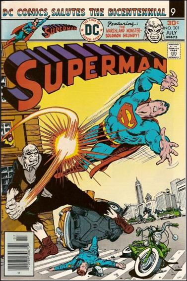 Superman (1939) 301-A by DC