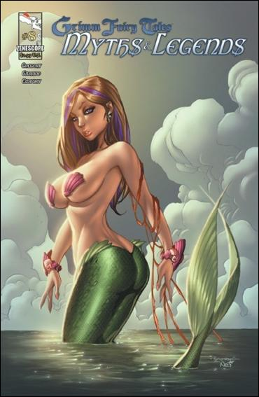 Grimm Fairy Tales Myths & Legends 8-A by Zenescope Entertainment