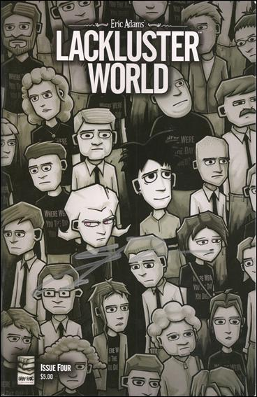 Lackluster World 4-A by Generation Eric Publishing
