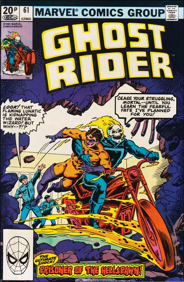 Ghost Rider (1973) 61-B by Marvel