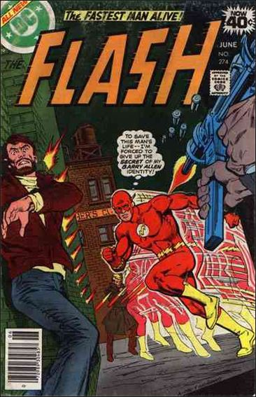 Flash (1959) 274-A by DC