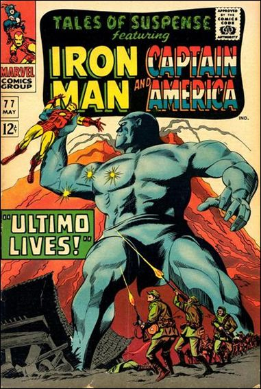 Tales of Suspense (1959) 77-A by Marvel