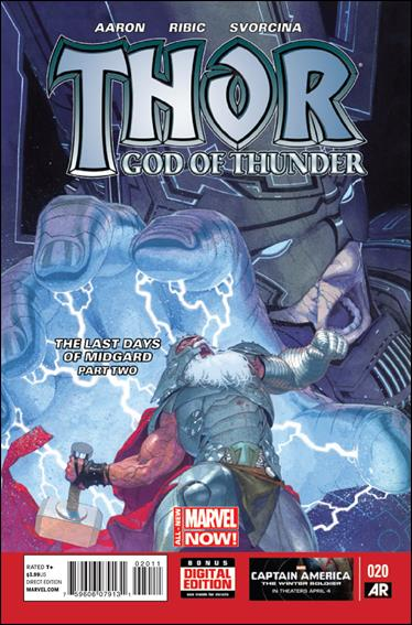 Thor: God of Thunder 20-A by Marvel