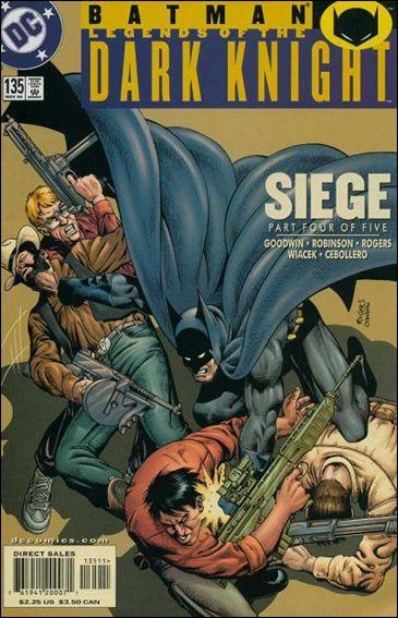 Batman: Legends of the Dark Knight 135-A by DC