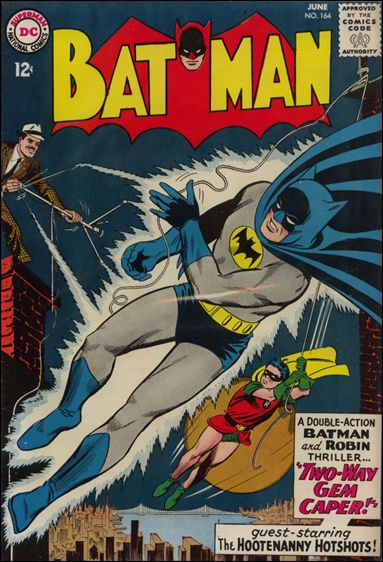 Batman (1940) 164-A by DC