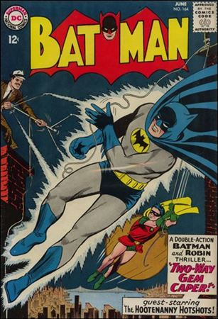 Batman (1940) 164-A