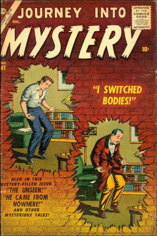 Journey into Mystery (1952) 41-A by Marvel