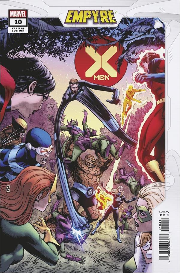X-Men (2019) 10-D by Marvel