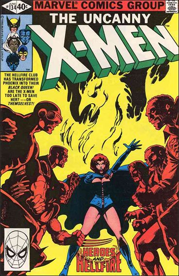 X-Men (1963) 134-A by Marvel
