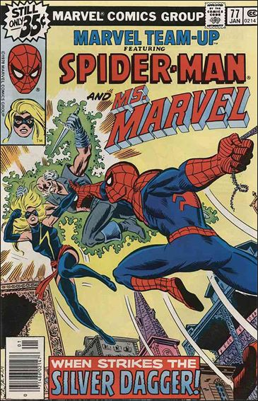Marvel Team-Up (1972) 77-A by Marvel