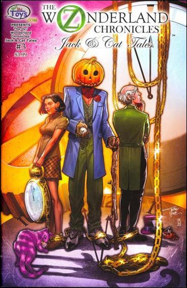 Oz/Wonderland Chronicles: Jack & Cat Tales 3-A by Buy Me Toys.Com