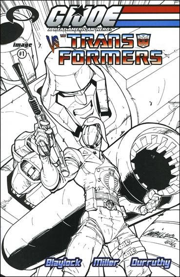 G.I. Joe vs the Transformers (2003) 1-E by Image