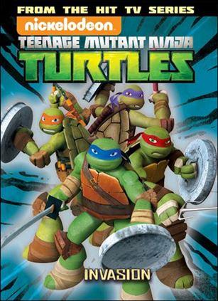 Teenage Mutant Ninja Turtles Animated 7-A