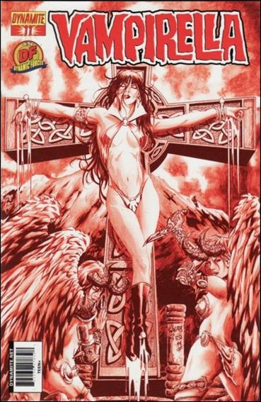 Vampirella (2010) 11-F by Dynamite Entertainment
