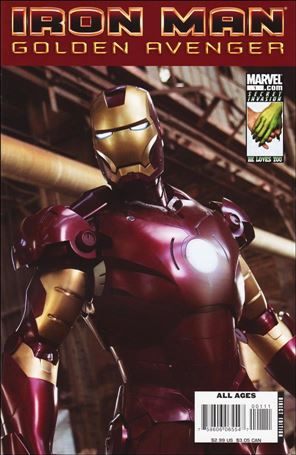 Iron Man: Golden Avenger 1-A