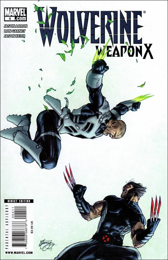 Wolverine: Weapon X 4-A by Marvel