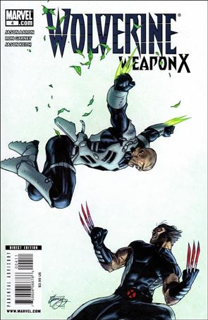 Wolverine: Weapon X 4-A