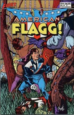 American Flagg! (1983) 18-A