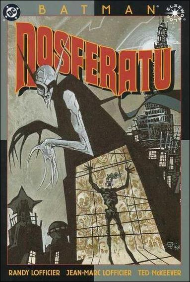 Batman: Nosferatu nn-A by DC