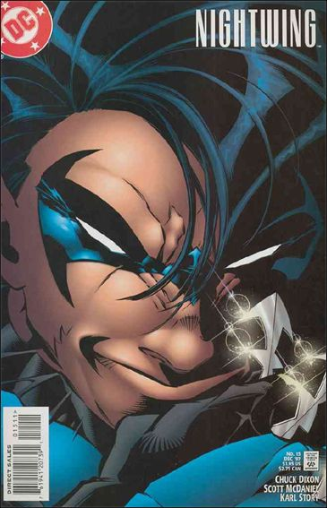 Nightwing (1996) 15-A by DC