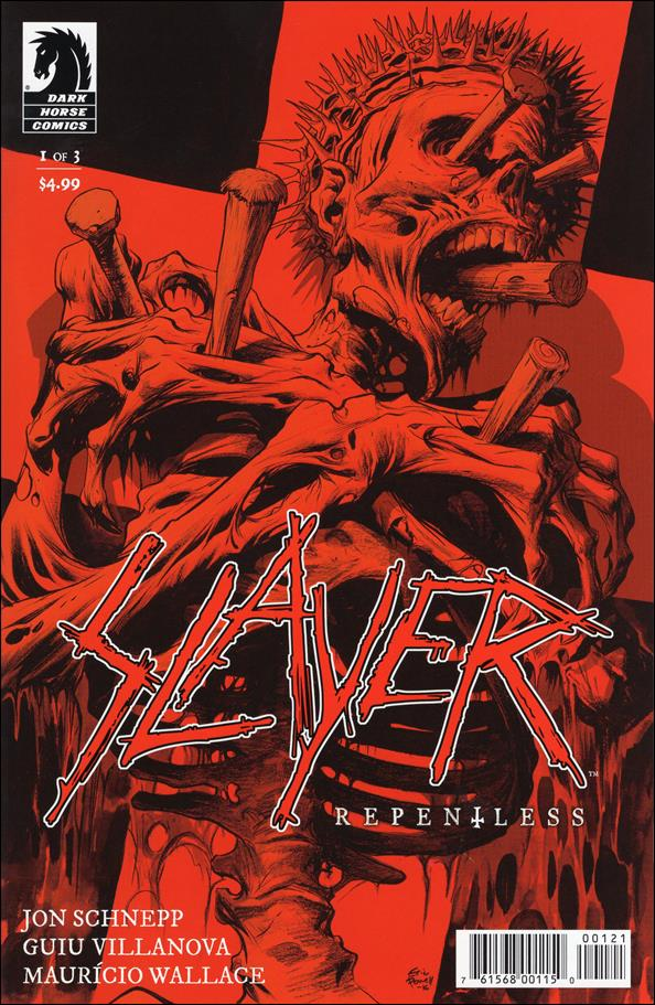 Slayer: Repentless 1-B by Dark Horse
