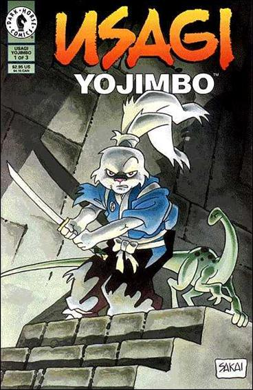 Usagi Yojimbo (1996) 1-A by Dark Horse