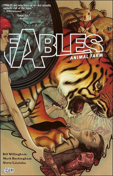 Fables 2-C by Vertigo