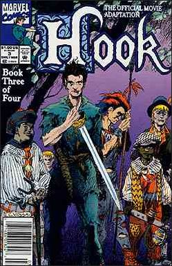 Hook 3-A by Marvel