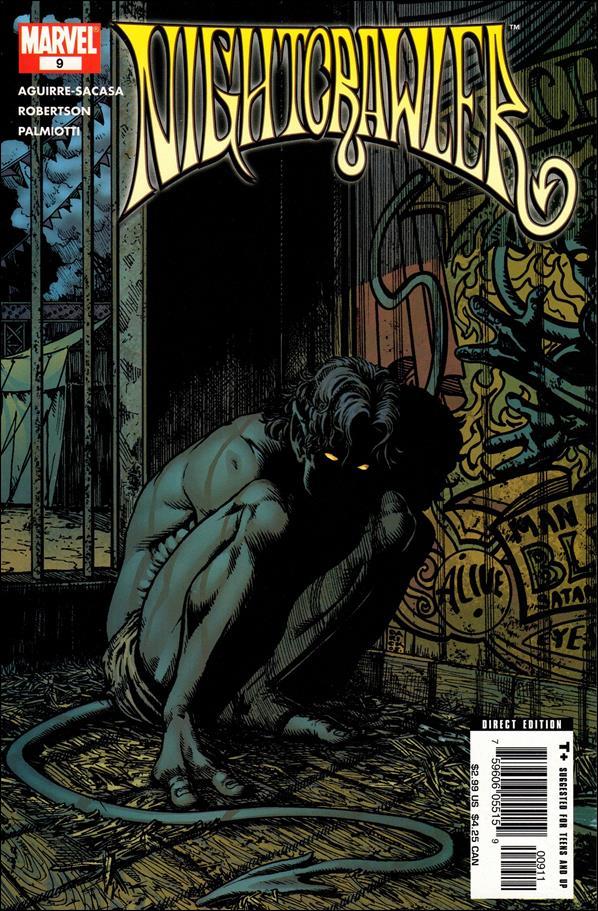 Nightcrawler (2004) 9-A by Marvel