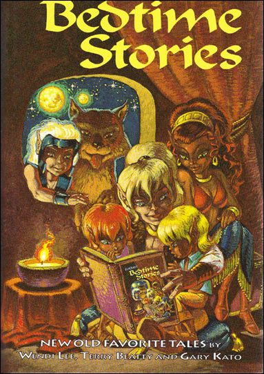 Elfquest: Bedtime Stories 1-A by Warp Graphics