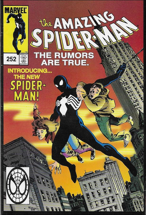 Amazing Spider-Man (1963) 252-C by Marvel