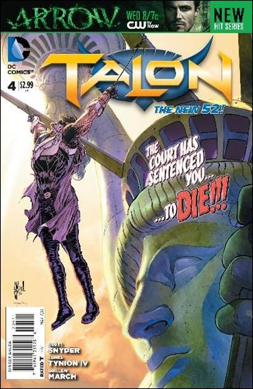 Talon (2012) 4-A by DC