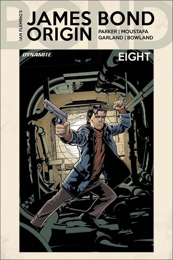James Bond: Origin 8-C by Dynamite Entertainment