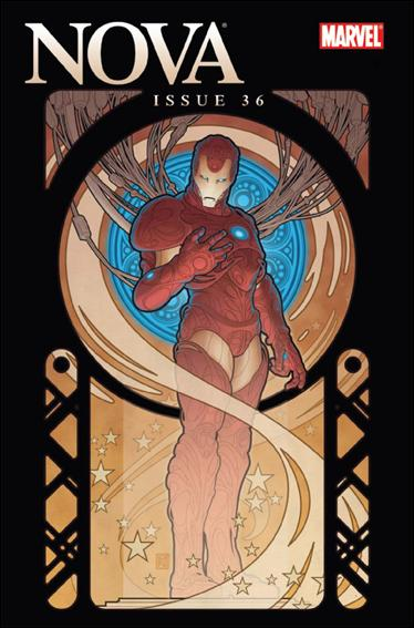 Nova (2007) 36-B by Marvel