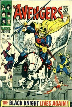 Avengers (1963) 48-A