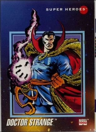 Marvel Universe: Series 3 (Base Set) 9-A