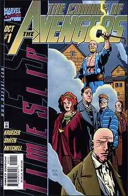 Timeslip: The Coming of the Avengers 1-A by Marvel