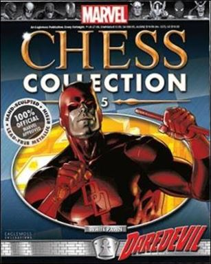Marvel Chess Collection (UK) 5-A