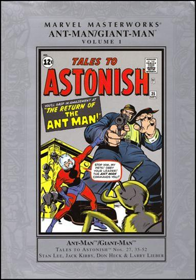Marvel Masterworks: Ant-Man/Giant-Man 1-A by Marvel