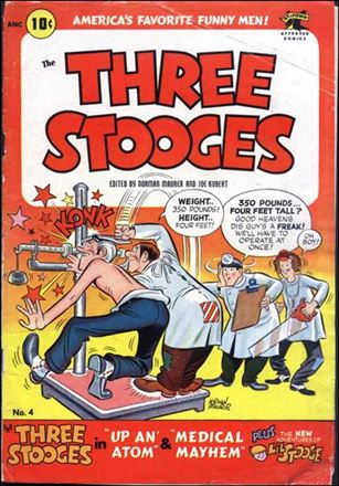 Three Stooges (1953) 4-A