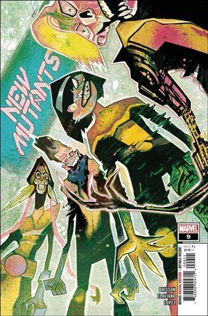 New Mutants (2020) 9-A