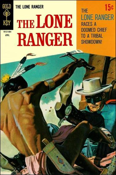 Lone Ranger (1964) 14-A by Gold Key