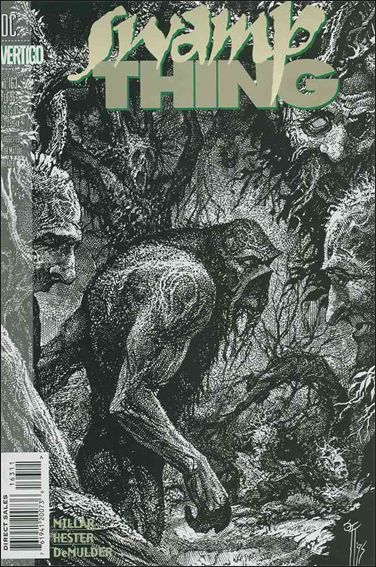 Swamp Thing (1986) 163-A by Vertigo