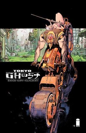 Tokyo Ghost 1-A