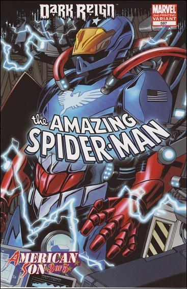 Amazing Spider-Man (1963) 597-B by Marvel
