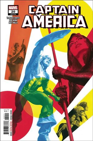Captain America (2018) 20-A