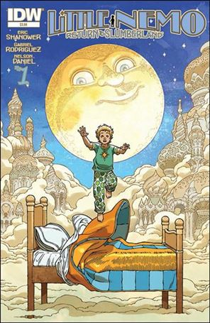 Little Nemo: Return to Slumberland 1-A