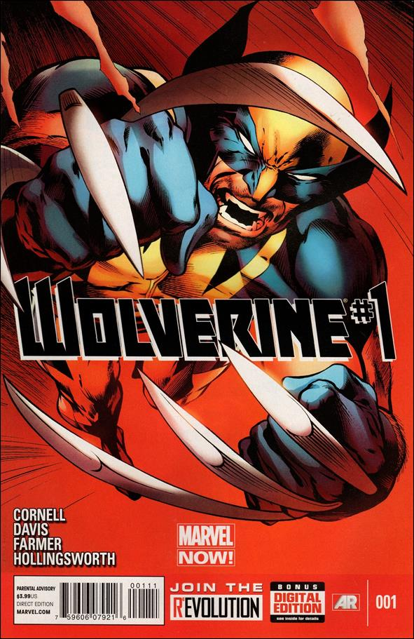 Wolverine (2013) 1-A by Marvel