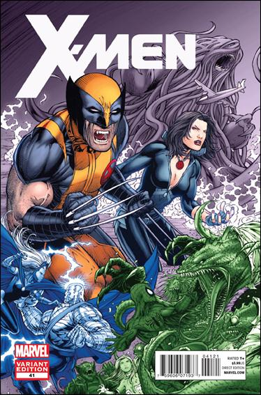 X-Men (2010) 41-B by Marvel