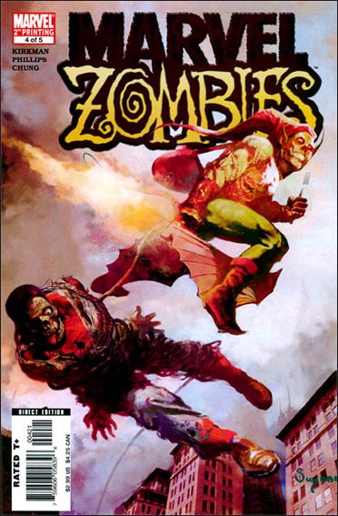 Marvel Zombies 4-B by Marvel